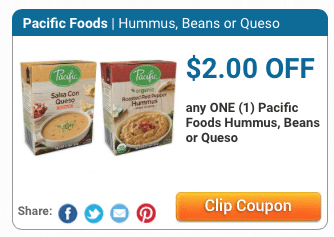 pacific foods coupon
