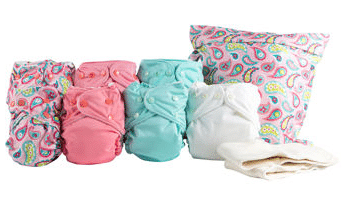costco fuzzibunz cloth diapering system