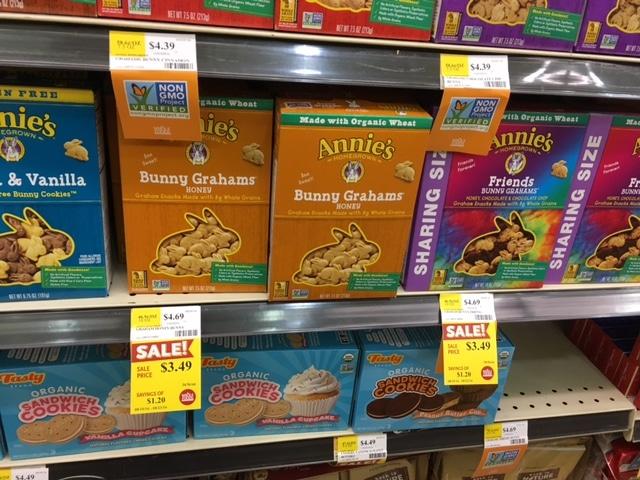 annie's bunny grahams whole foods