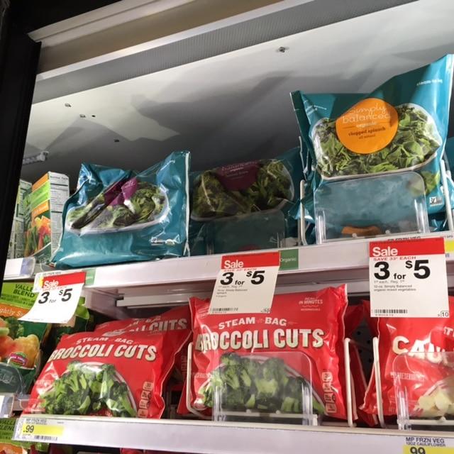 simply balanced organic vegetables target