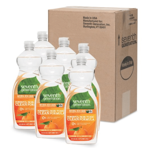 seventh generation dish soap amazon