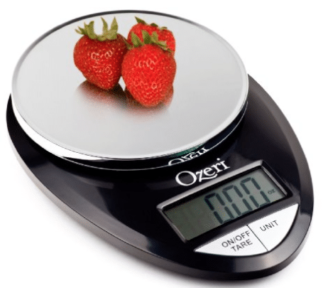 ozeri food scale discount