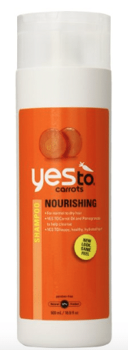 yes to carrots shampoo deal