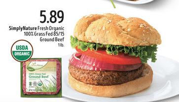 aldi lowest price seen organic grass-fed beef best price
