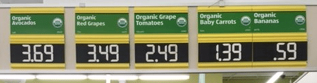 aldi organic produce for back to school