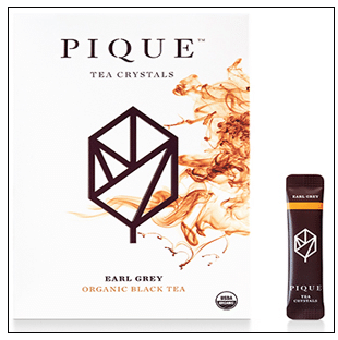 free pique tea sample pack