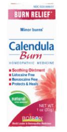free calendula burn cvs