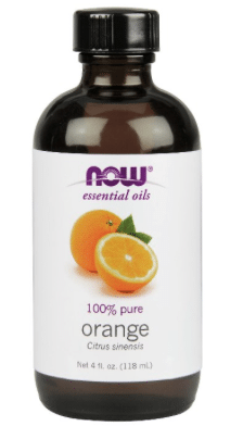 now foods essential oil