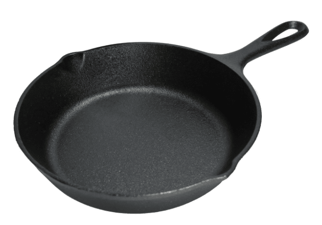 lodge cast iron skillet 8""