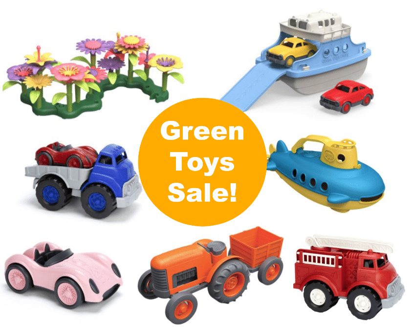 green toys sale