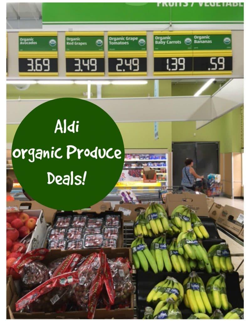 aldi organic produce deals