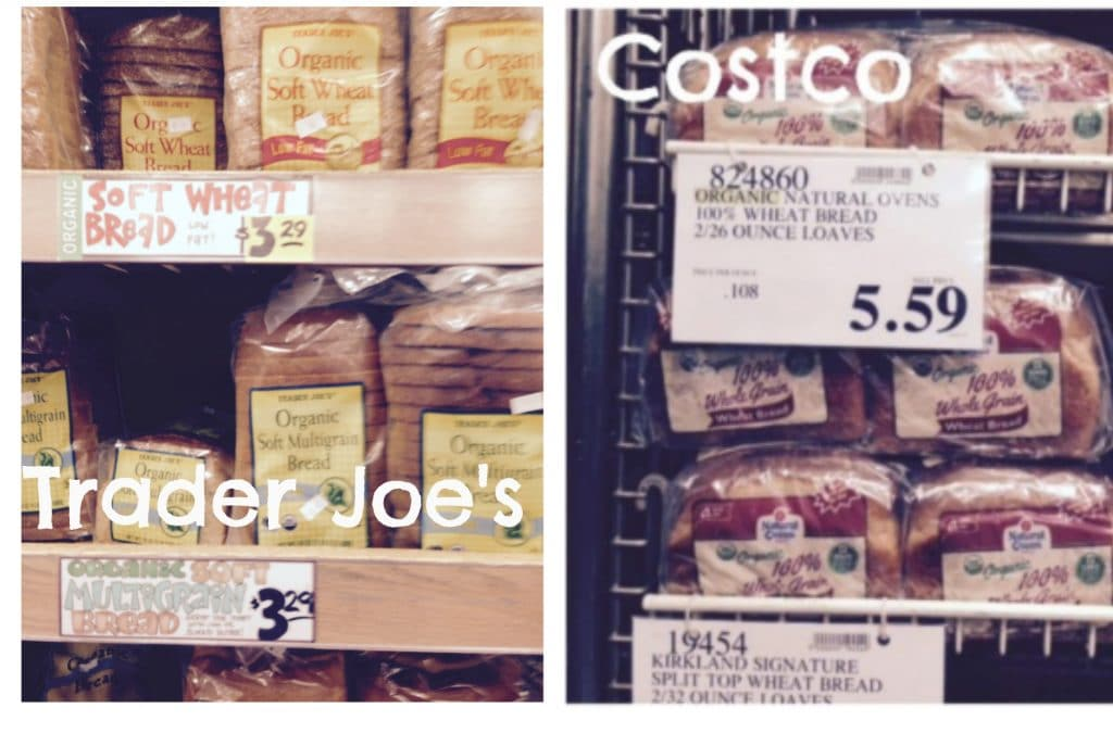 costco vs. trader joe's