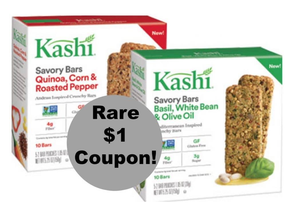 kashi bars coupon