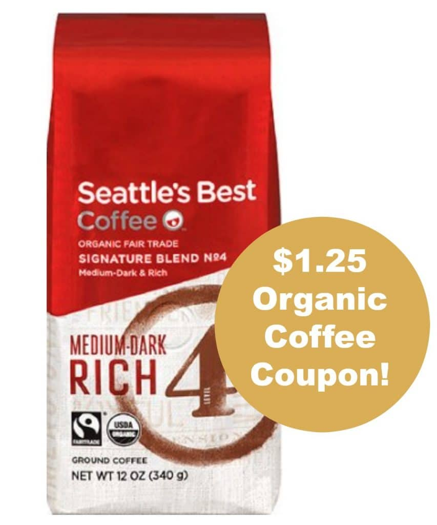 organic coffee coupon
