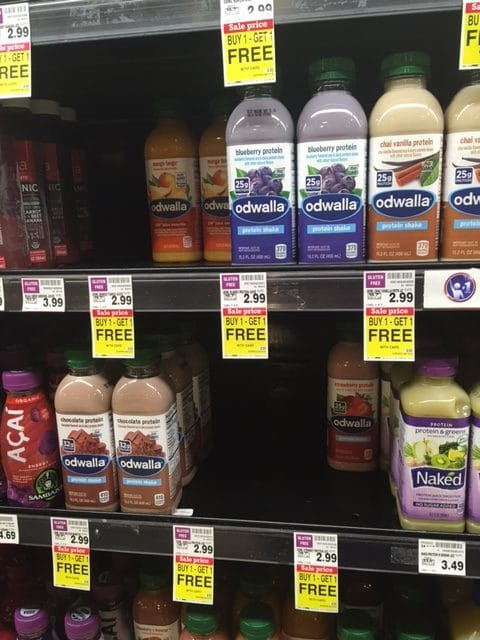 odwalla coupon kroger