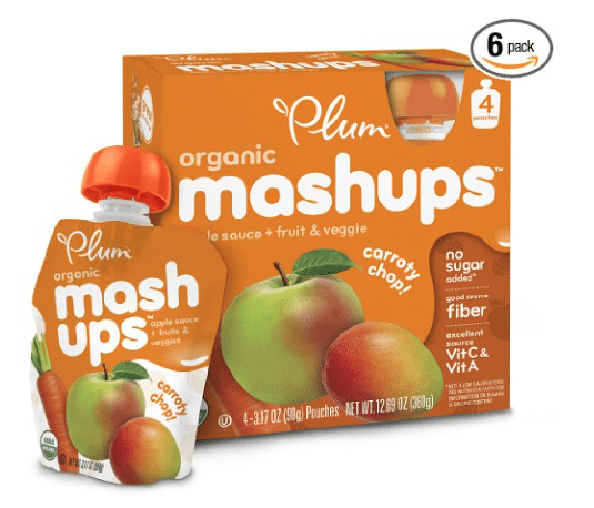 plum organics amazon coupon