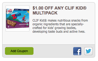 clif kid coupon