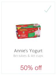 annie's cartwheel coupon target