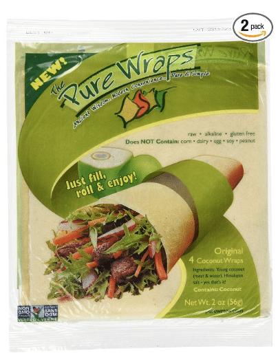pure wraps paleo