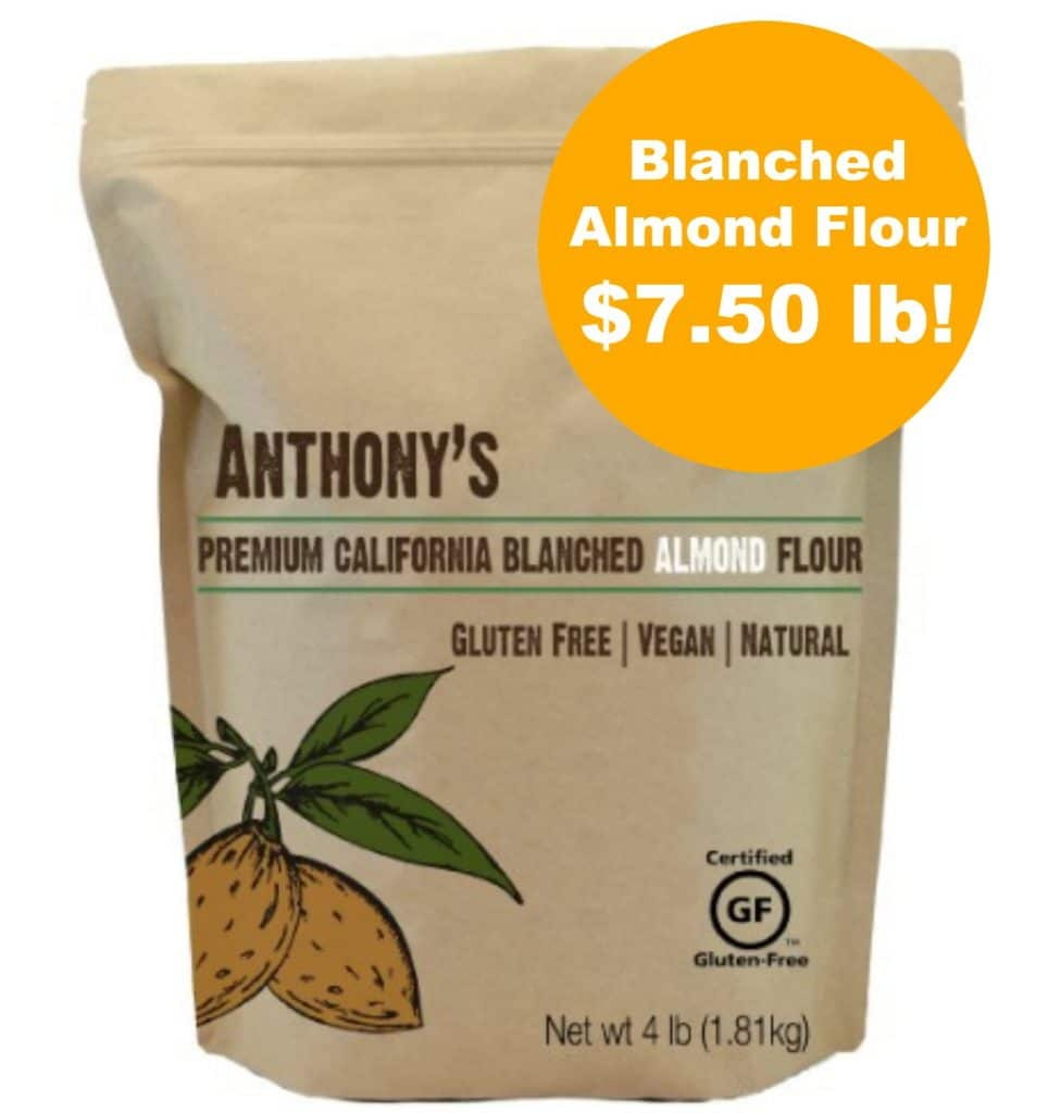 blanched almond flour 7.50 lb. amazon