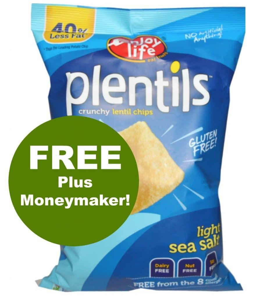 free enjoy life plentils whole foods