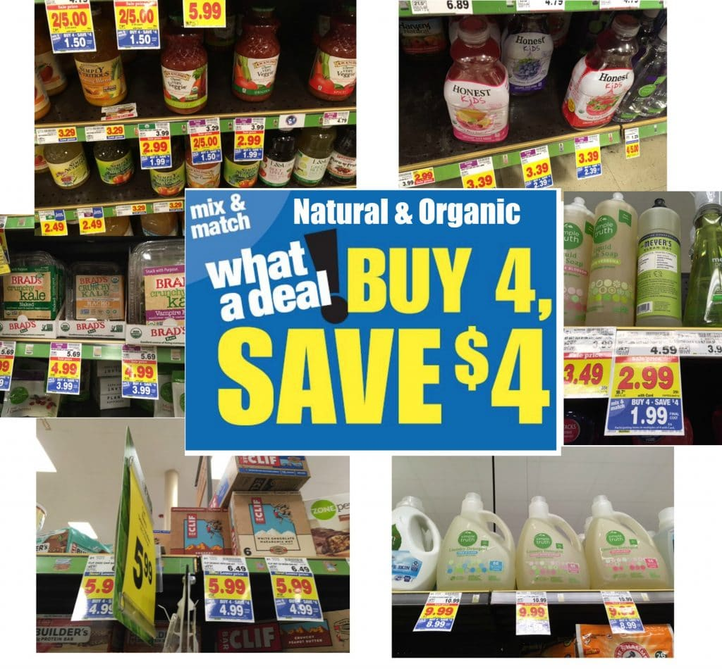 kroger-natural-and-organic-mega-event-buy-4-save-4-complete-list