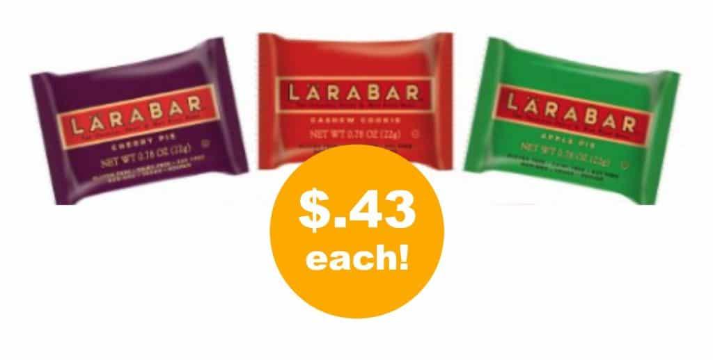 larabar minis deal