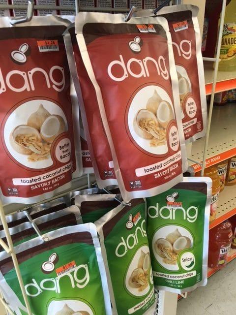 dang coconut chips big lots