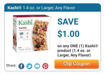 any kashi product coupon