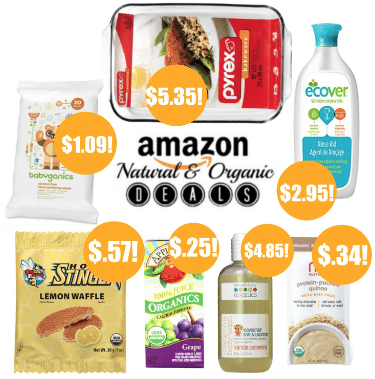 healthy amazon deals 10/16