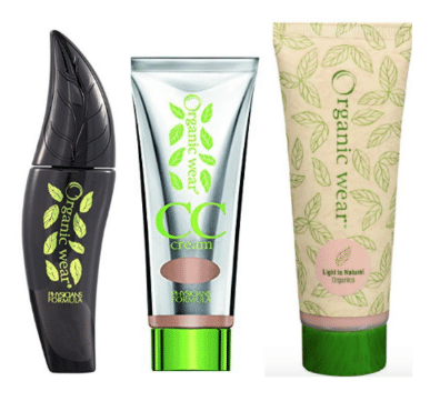 organic makeup deals
