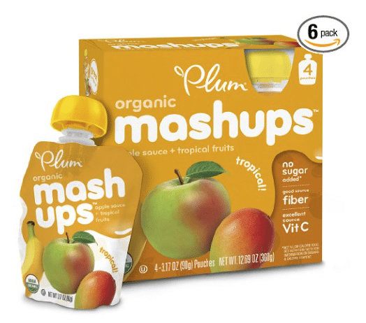 plum organics pouches amazon