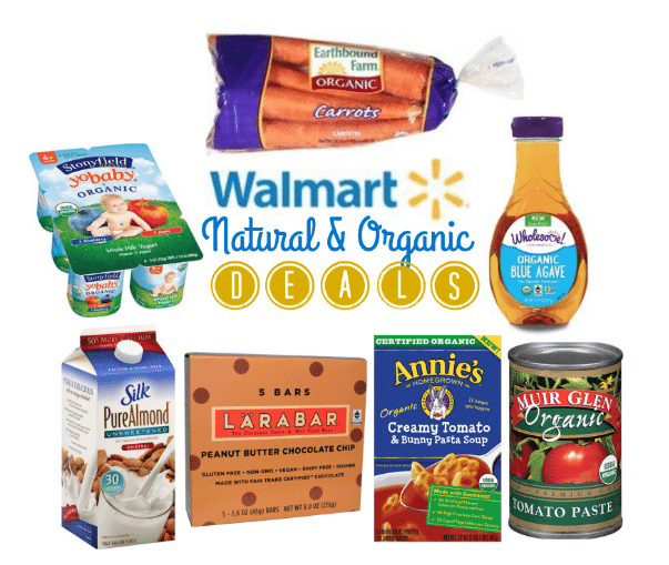 walmart natural and organic deals coupon matchups