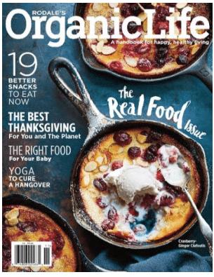 free organic life magazine subscription