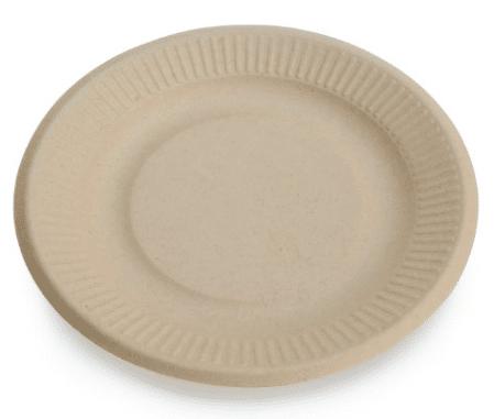 eco-friendly tree-free plates