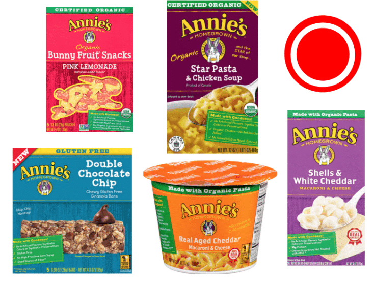 annies products target