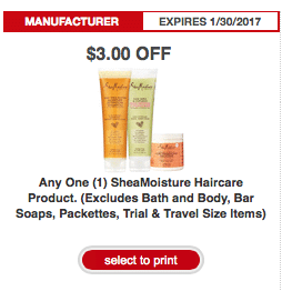 photo relating to Shea Moisture Printable Coupons referred to as Scarce, Superior-Significance $3 SheaMoisture Coupon- $1.29 Curl