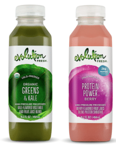 evolution fresh juice