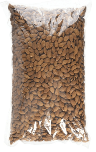 raw shelled almonds amazon