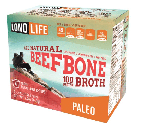 bone broth k-cups