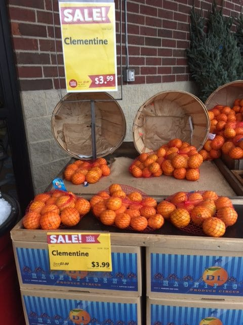clementines whole foods