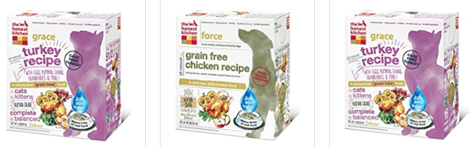 the honest kitchen pet food all natural