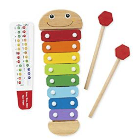 melissa and doug xylophone