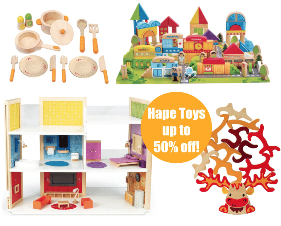 hape toys black friday