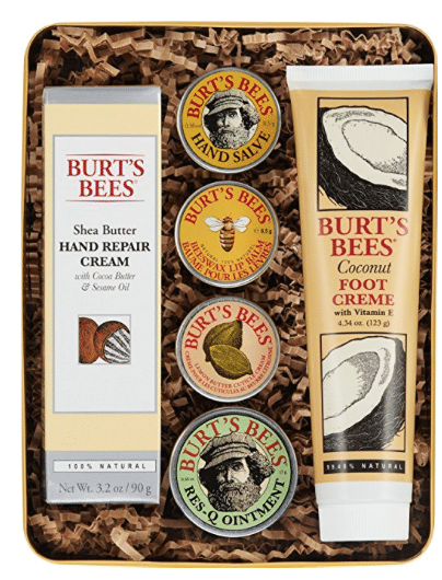 burt's bees gift sets coupons