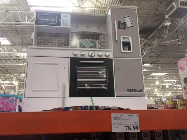 kidkraft culinary kitchen costco