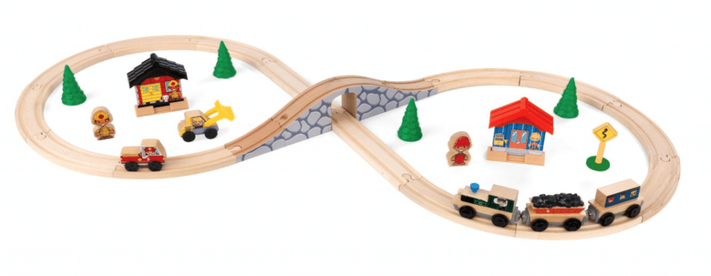 kidkraft train set