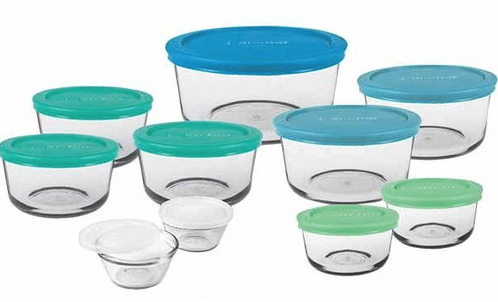 aldi glass food storage