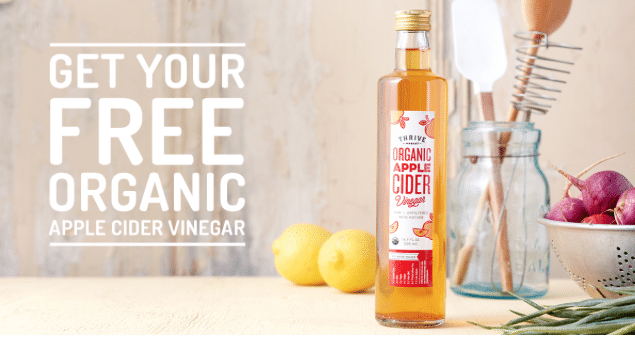 thrive market apple cider vinegar