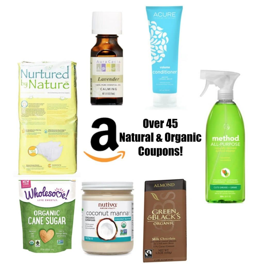 amazon-natural-and-organic-coupons